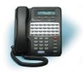 Tadiran / Sprint ~ Emerald Ice 28 DLX/BL ~ 28 Button Digital Speaker Display, Charcoal Phone - 72420945485  Refurbished