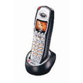 Uniden ~ TCX800 Cordless 5.8ghz Digital Spread Spectrum CID Handset For T8 Series (Black/Silver) ~ Stock# TCX800 ~ NEW