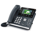 Yealink Ultra-elegant Gigabit Color Bluetooth HD Voice IP Phone Part# SIP-T46G - NEW