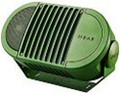 BOGEN 6 Inch Alloy LF Near Armadillo Speaker, A6 Loudspeaker 8 Ohms, 150W, 2-Way, GREEN  (Item# A6GRN ) NEW