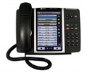 Mitel 5360 IP Phone ~ Seven Inch Backlit High Resolution Color Touch Screen Display Phone ~ Part# 50005991 ~ Factory Refurbished
