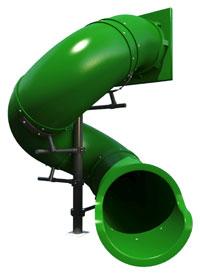 Custom Tube Slide