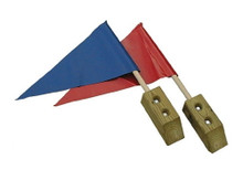 Swing Set Fort Flags Kit