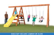 Pioneer Swing Set - Project 150