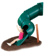 Tunnel Twister Slide
