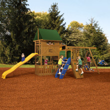 Great Escape Bronze Swing Set