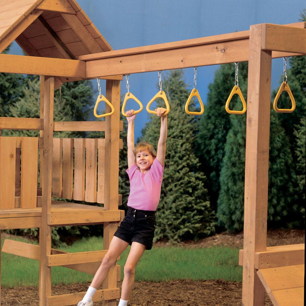 Monkey Ring Kit Swingsetmall Com