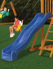 8 Foot Wave Slide