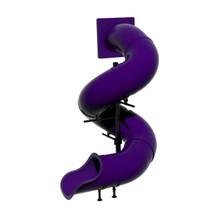 10' Spiral Tube Slide