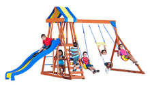 Yukon III Swing Set