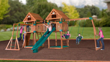 Kings Peak Swing Set