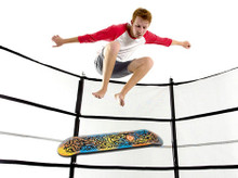 Vuly Deck - Skateboard for Vuly Trampoline