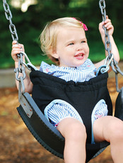 HoneyBee SwingEase Portable Baby & Toddler Swing