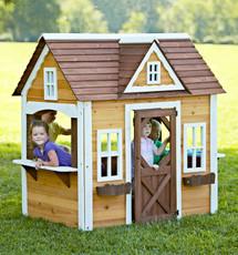 Craftsman Cottage Playhouse (PB-8277)