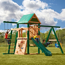 Grand Trekker Complete Swing Set (PB-8321)