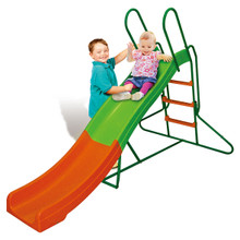 Freestanding Wavy Water Slide - 8 ft
