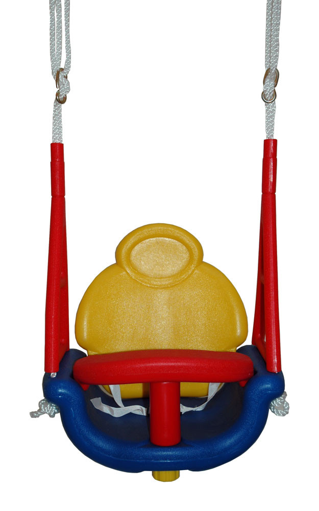 3-way Convertible Swing Seat - Fully Enclosed Seat