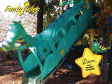 Draco the Magic Dragon Slide Cover