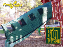Big Green Slide Cover