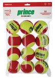 Prince Play + Stay Junior Tennis Balls Stage 3 Dozen