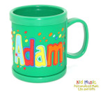 Personalized Name Mug for Adam