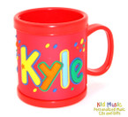 Personalized Name Mug for Kyle