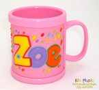 Personalized Name Mug for Zoe