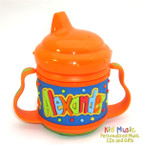 Personalized Name Sippy Cup for Alexander