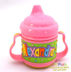 Personalized Name Sippy Cup for Alexandra