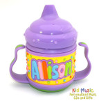 Personalized Name Sippy Cup for Allison