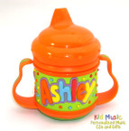 Personalized Name Sippy Cup for Ashley