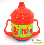 Personalized Name Sippy Cup for Brandon