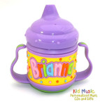 Personalized Name Sippy Cup for Brianna