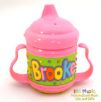 Personalized Name Sippy Cup for Brooke