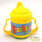 Personalized Name Sippy Cup for Brooklyn