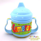 Personalized Name Sippy Cup for Cameron