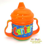 Personalized Name Sippy Cup for Carter