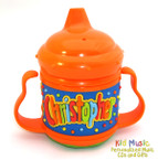 Personalized Name Sippy Cup for Christopher