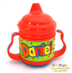 Personalized Name Sippy Cup for Daniel