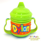 Personalized Name Sippy Cup for Dylan