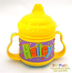 Personalized Name Sippy Cup for Hailey