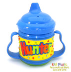 Personalized Name Sippy Cup for Hunter