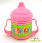 Personalized Name Sippy Cup for Jessica