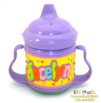 Personalized Name Sippy Cup for Jocelyn