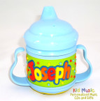 Personalized Name Sippy Cup for Joseph