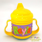 Personalized Name Sippy Cup for Kayla
