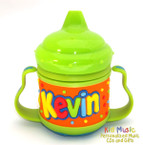 Personalized Name Sippy Cup for Kevin