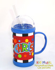 Deluxe Name Mug for Chris