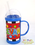 Deluxe Name Mug for Evan