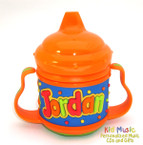 Personalized Sippy Cup for Jordan